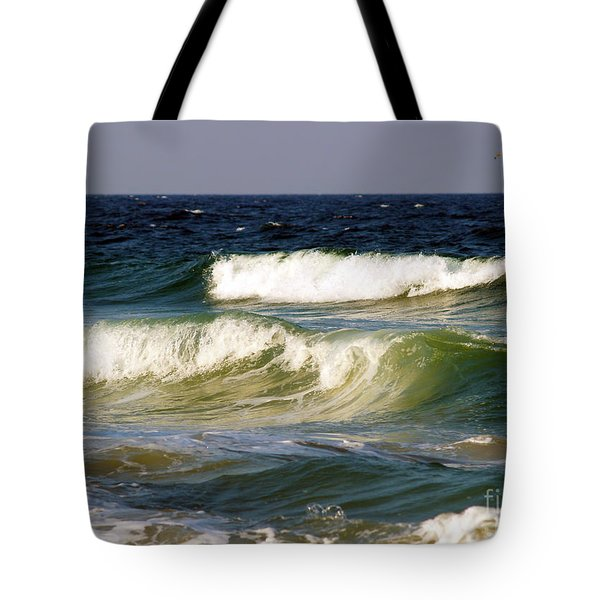 Aftermath Of A Storm Tote Bag by Patricia Griffin Brett