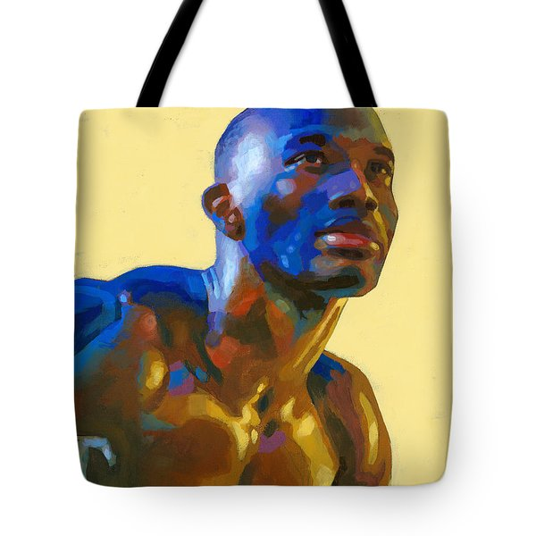 Afternoon Colors Tote Bag