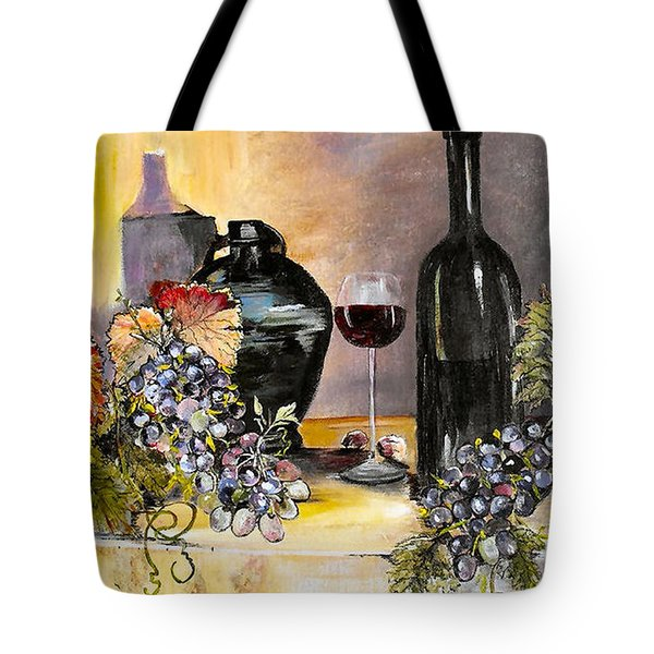 Bottles Of Time Tote Bag