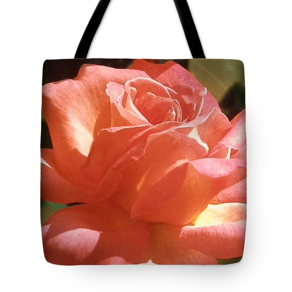 Tote Bag featuring the photograph Afternoon Delight by Belinda Lee