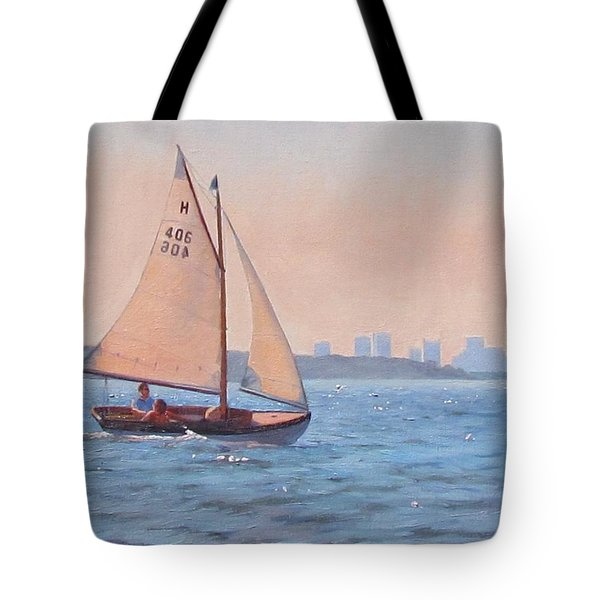 Afternoon Delight Tote Bag by Dianne Panarelli Miller