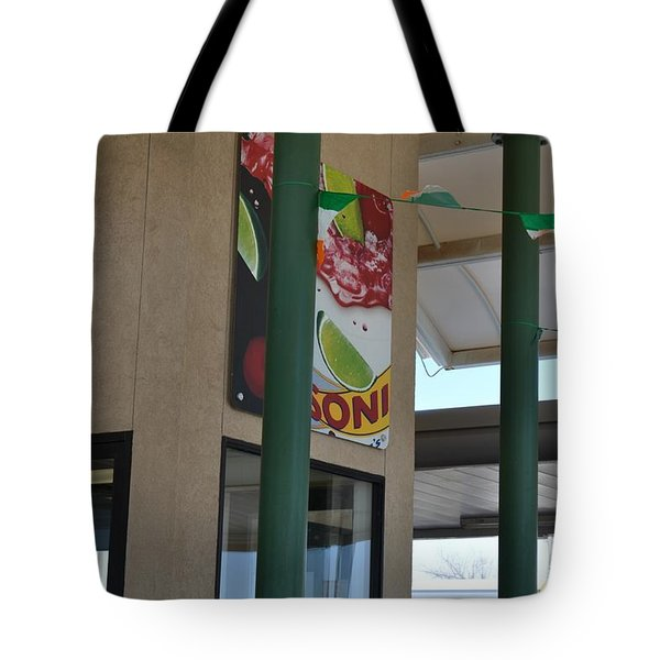 Afternoon Drink Tote Bag