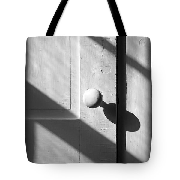 Tote Bag featuring the photograph Afternoon Shadows by Brooke T Ryan