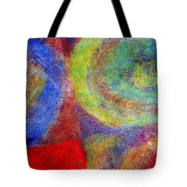 Sisyphus Up Close Tote Bag