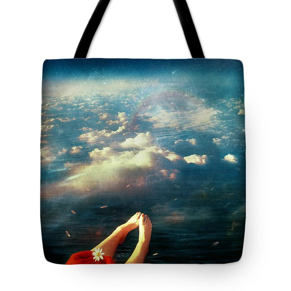 Again Tote Bag