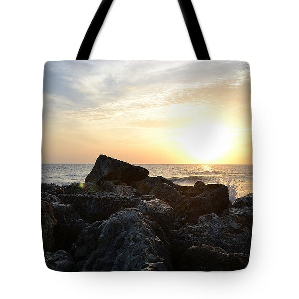 Tote Bag featuring the photograph Agape by Melanie Moraga