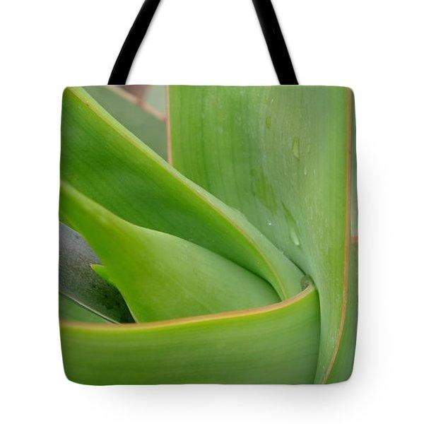 Agave Flow Tote Bag