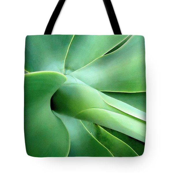 Agave Heart Tote Bag