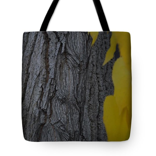 Tote Bag featuring the photograph Age Lines by Brian Boyle