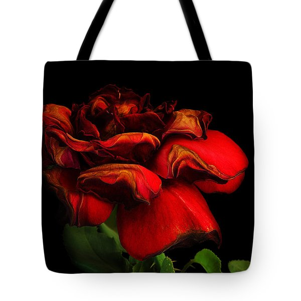 Ageing Beauty Tote Bag