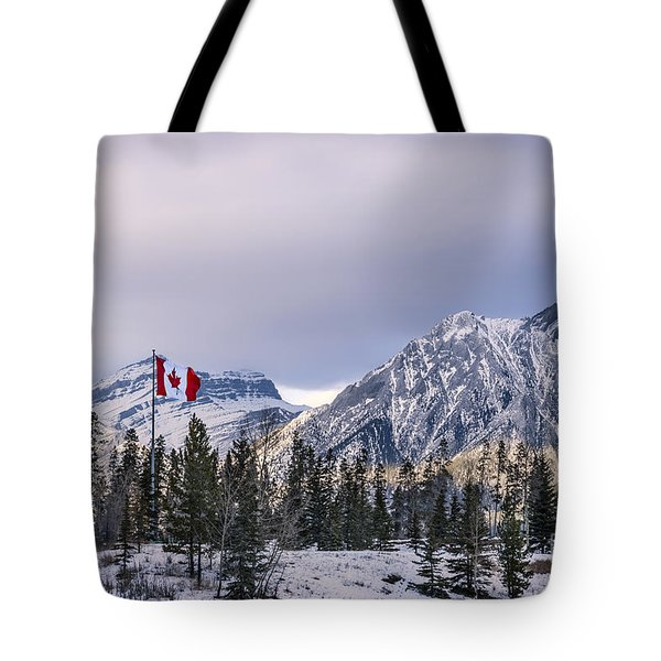 Ageless Northern Spirit Tote Bag