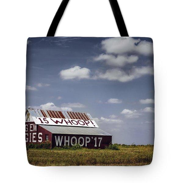 Aggie Barn Tote Bag