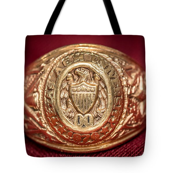 Aggie Ring Tote Bag