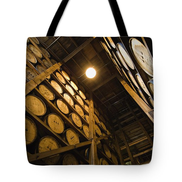 Aging - D008622 Tote Bag by Daniel Dempster