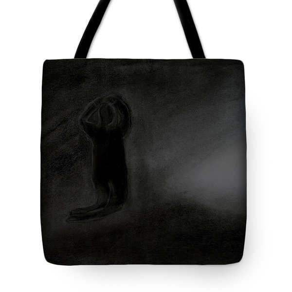 Agony Of The Outside World 1 Tote Bag