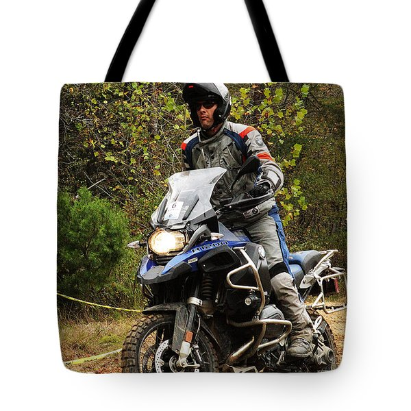 Agressive Tote Bag