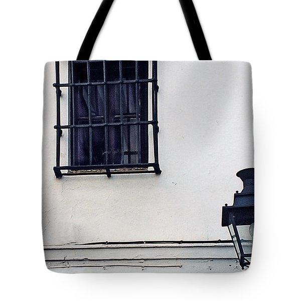 Agua Street Tote Bag