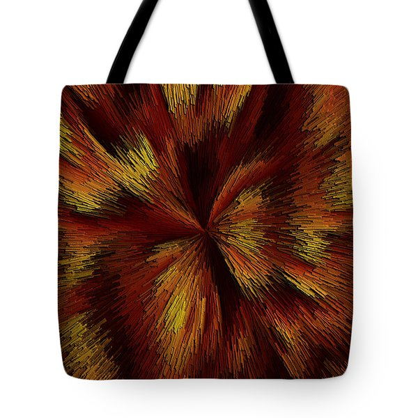 Ahelud Tote Bag by Jeff Iverson