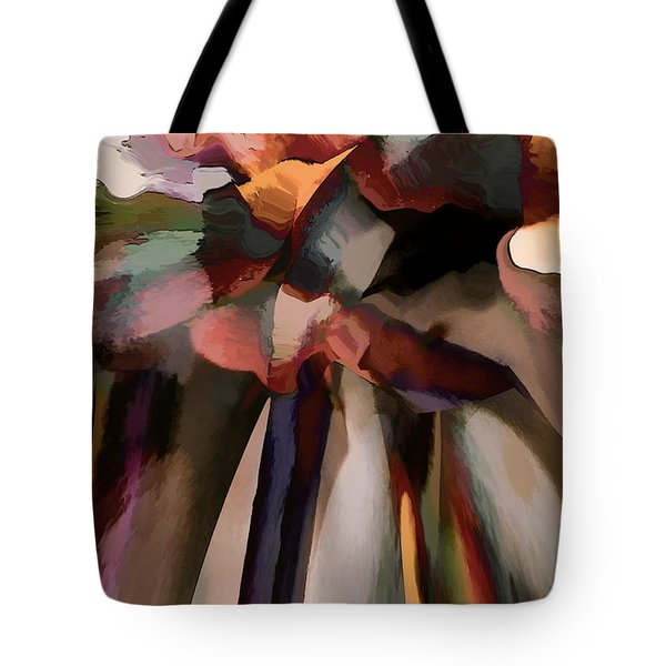 Ahhh Harmony Tote Bag by Margie Chapman