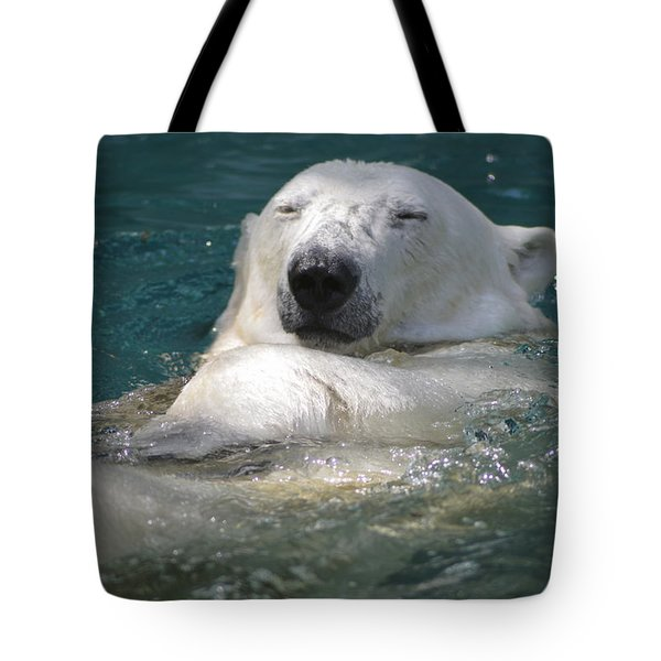 Ahhh Tote Bag by Kathy Barney