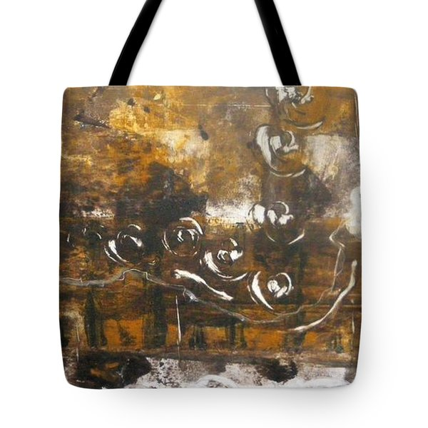 Tote Bag featuring the painting Ahoy There by Lesley Fletcher