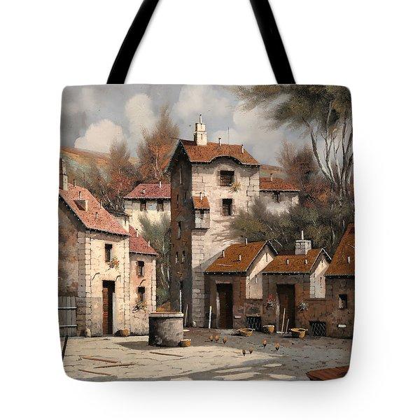 Aia Bianca Tote Bag