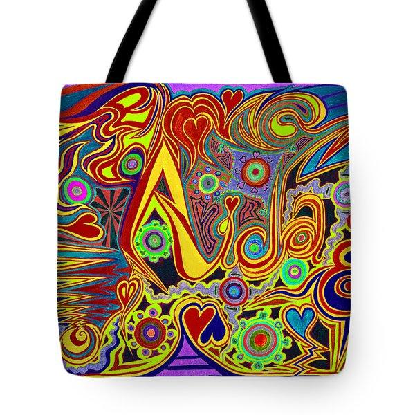 Aida 6  Tote Bag