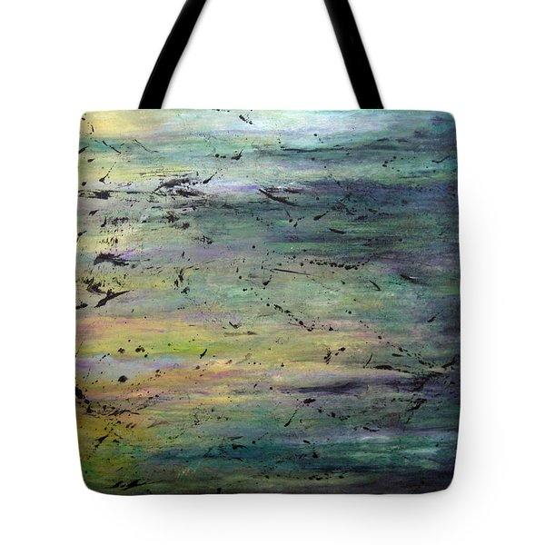 Air And Substance Tote Bag