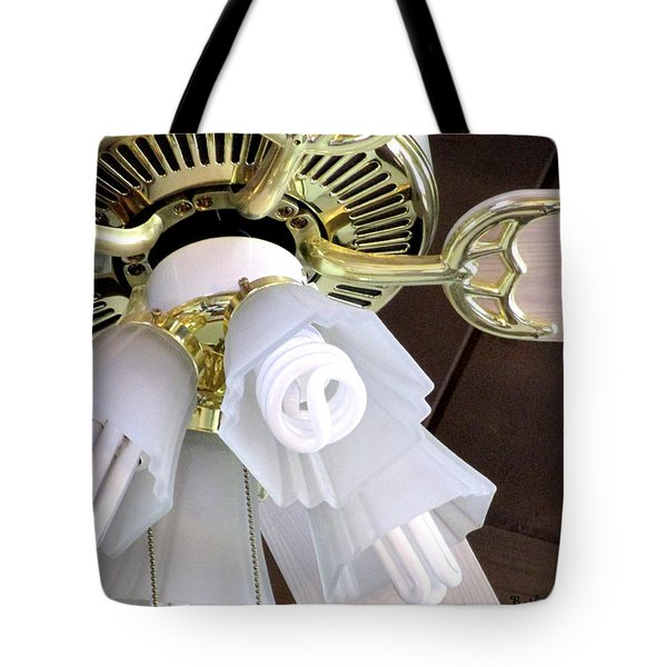 Air Conditioning Tote Bag