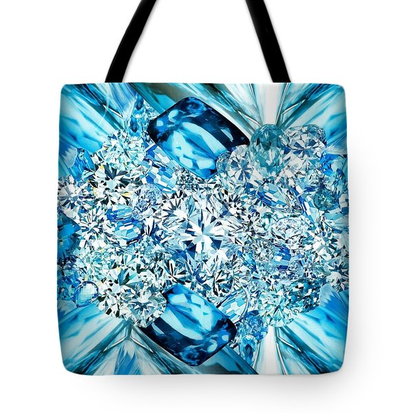 Air Tote Bag by Denise Mazzocco