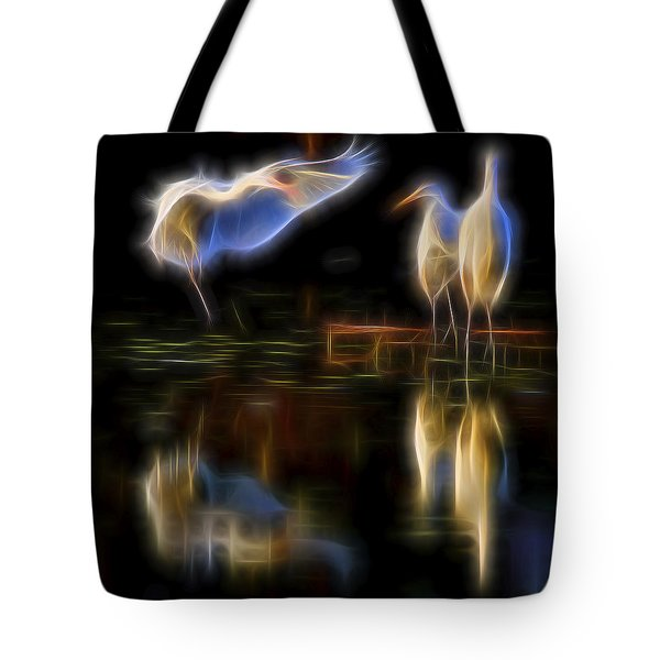 Air Elementals 2 Tote Bag