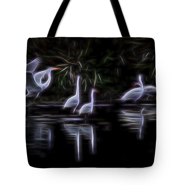 Air Elementals 3 Tote Bag