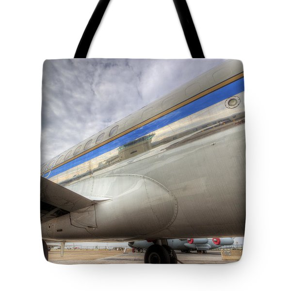 Air Force 2 Tote Bag