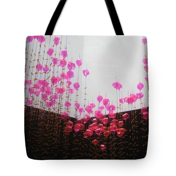 Air Jelly Tote Bag