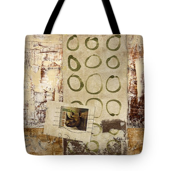 Air Mail South Africa Tote Bag