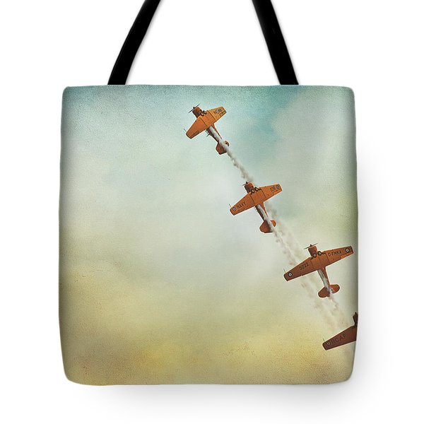 Air Show #40 Tote Bag