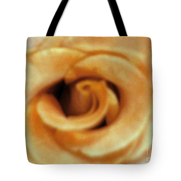Airbrush Rose Tote Bag