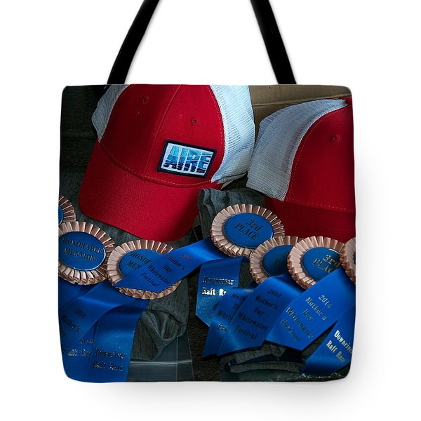 Aire Cap Prizes Tote Bag by Britt Runyon