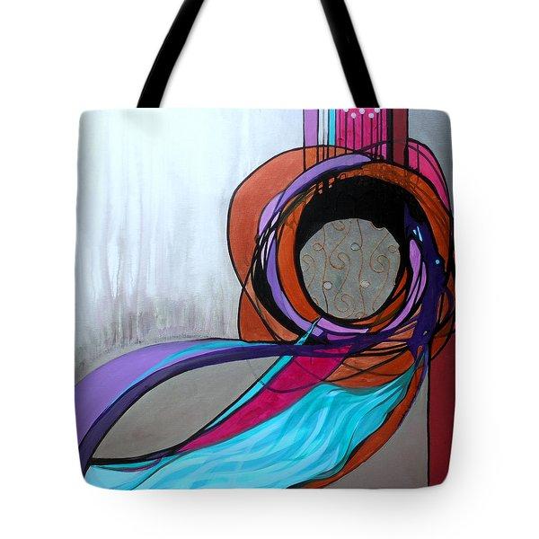 Aishet Chayil Woman Of Valor Tote Bag