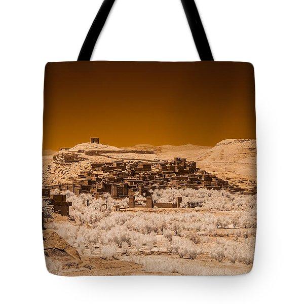 Ait Benhaddou Tote Bag