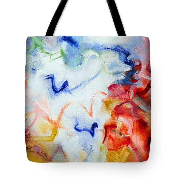 Aitherios II Tote Bag