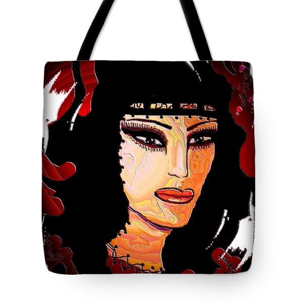 Aiyana Tote Bag by Natalie Holland