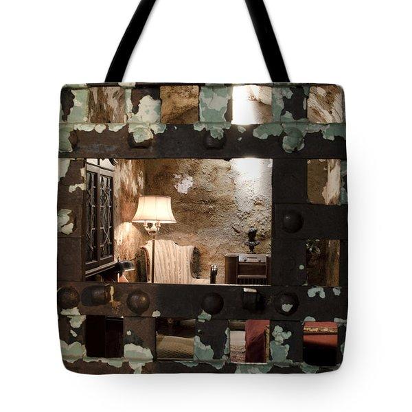 Al Capone Cell Tote Bag