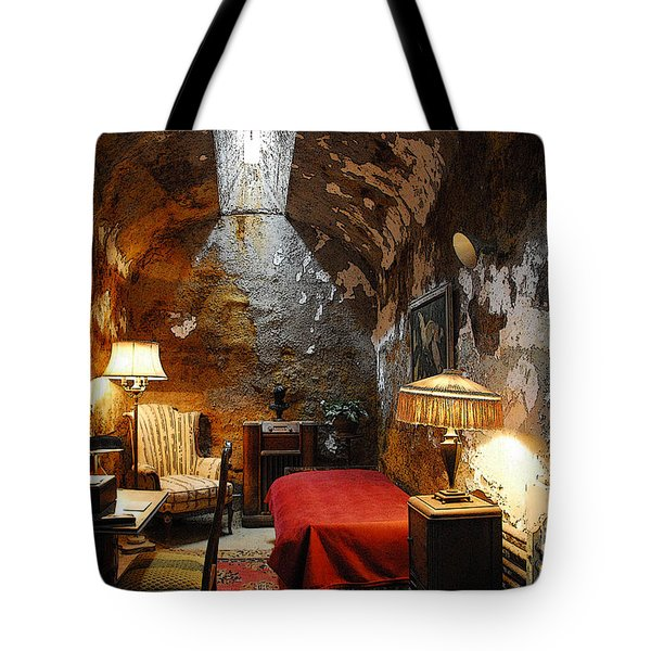 Al Capone's Cell Tote Bag