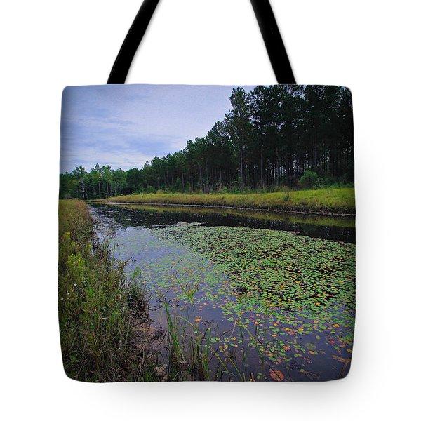 Alabama Country Tote Bag