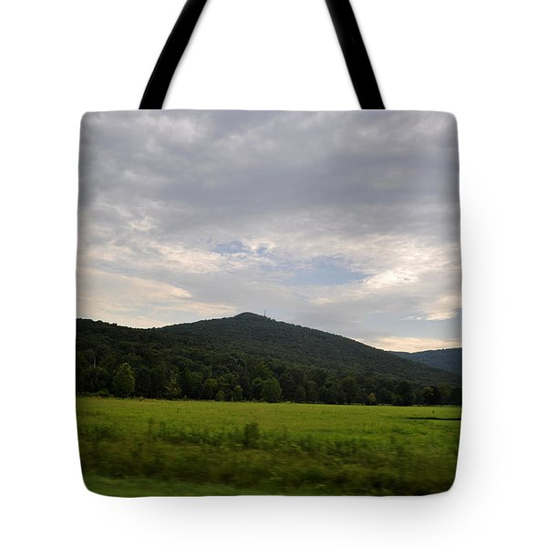 Alabama Mountains 2 Tote Bag