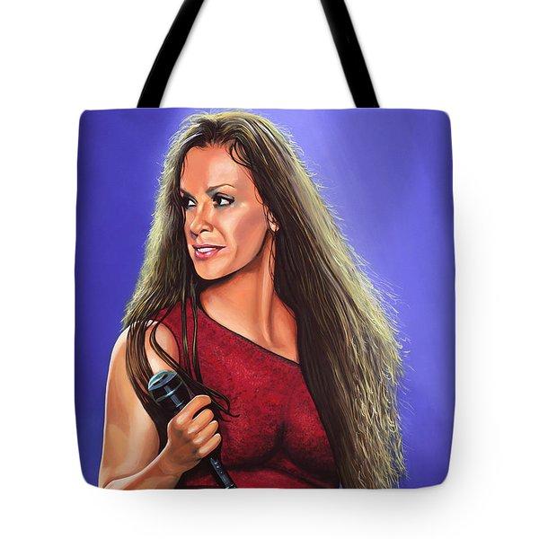 Alanis Morissette 2 Tote Bag