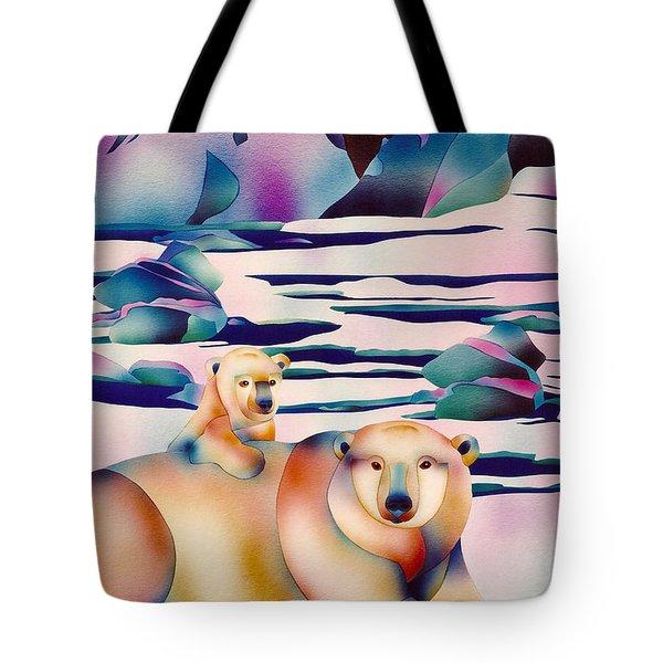Alaska Spirit Tote Bag