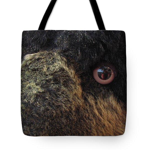 Tote Bag featuring the photograph Alaskan Bear by Jennifer Wheatley Wolf