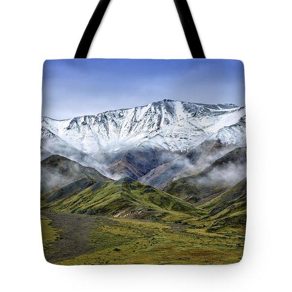 Alaskan Dream Tote Bag